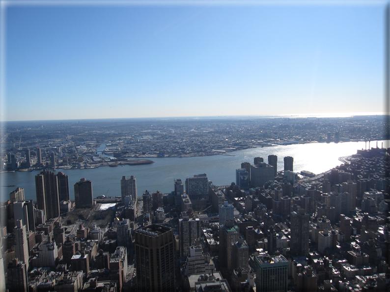 Panorama dai grattacieli di new york foto 002 for Immagini grattacieli di new york