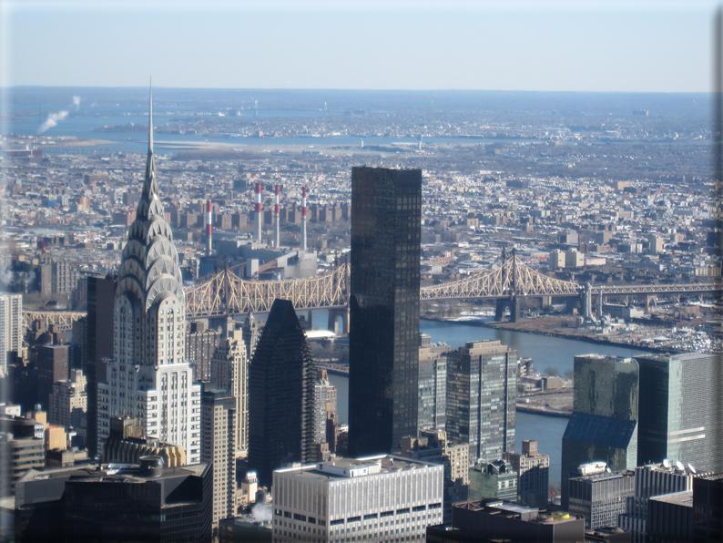 Panorama dai grattacieli di new york foto 003 for Immagini grattacieli di new york