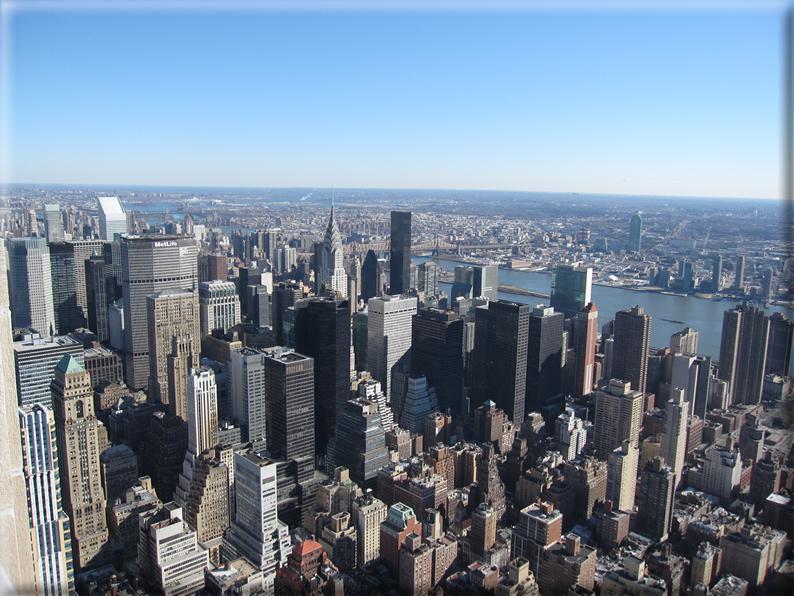 Panorama dai grattacieli di new york foto 004 for Immagini grattacieli di new york