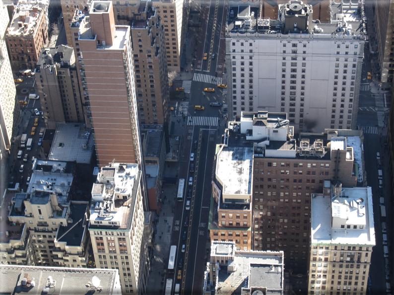 Panorama dai grattacieli di new york foto 008 for Immagini grattacieli di new york