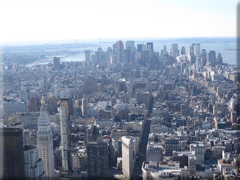 Panorama dai grattacieli di new york foto 015 for Immagini grattacieli di new york