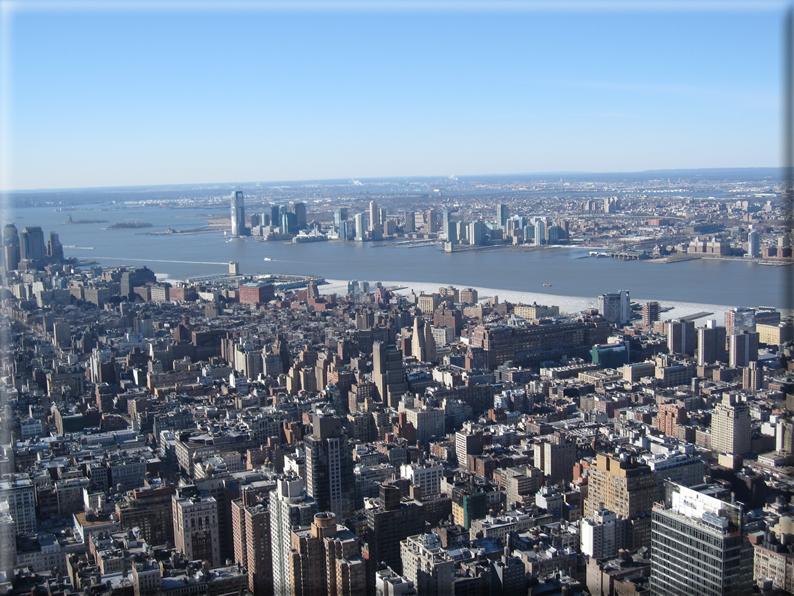 Panorama dai grattacieli di new york foto 016 for Immagini grattacieli di new york