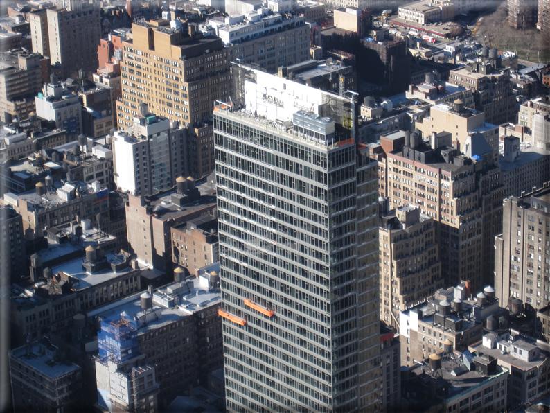 Panorama dai grattacieli di new york foto 017 for Immagini grattacieli di new york