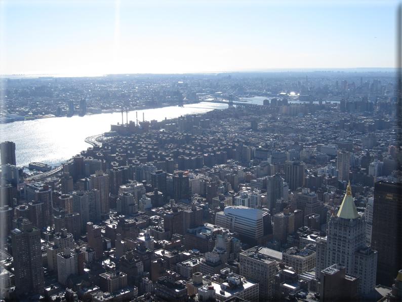 Panorama dai grattacieli di new york foto 018 for Immagini grattacieli di new york