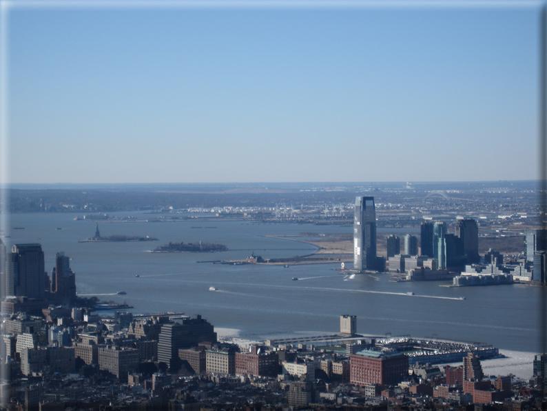Panorama dai grattacieli di new york foto 020 for Immagini grattacieli di new york