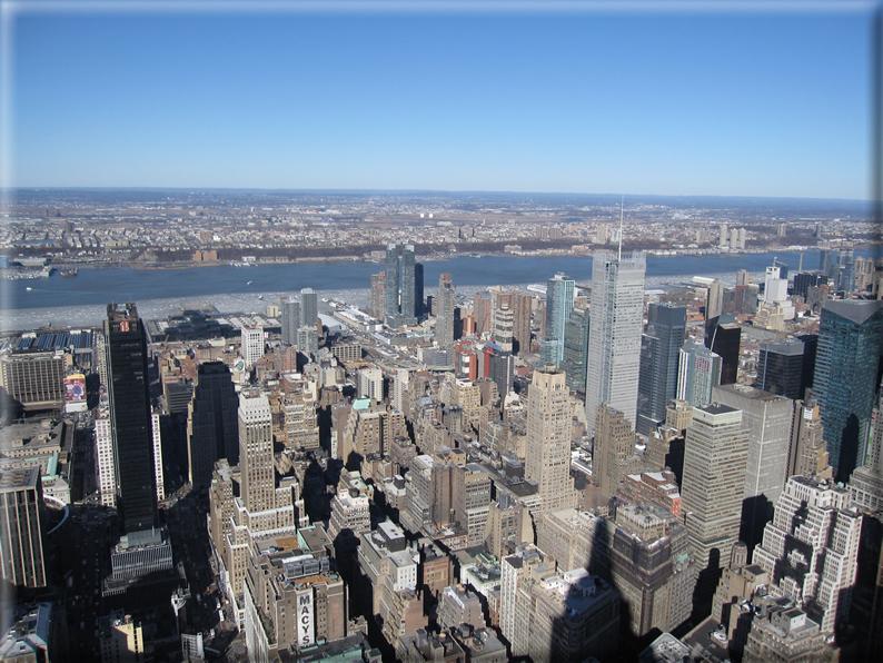 Panorama dai grattacieli di new york foto 021 for Immagini grattacieli di new york
