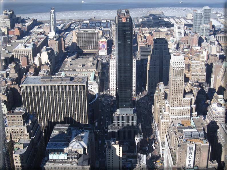 Panorama dai grattacieli di new york foto 022 for Immagini grattacieli di new york