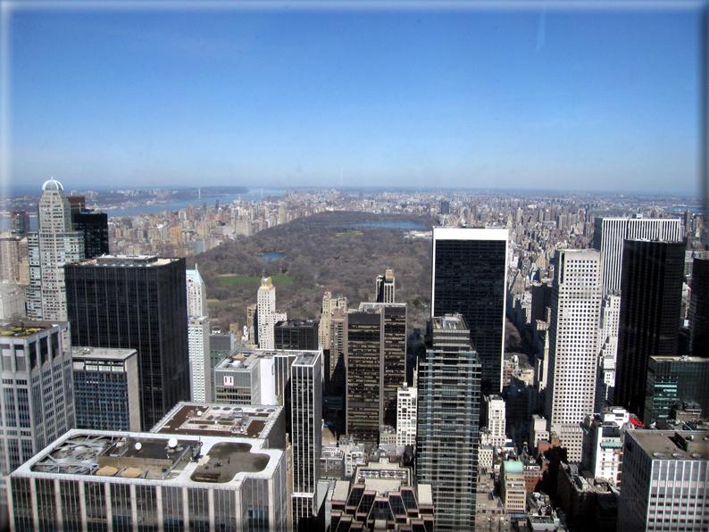Panorama dai grattacieli di new york foto 023 for Immagini grattacieli di new york