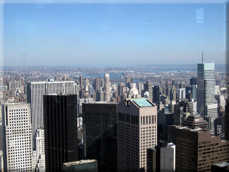 Panorama dai grattacieli di new york foto 026 for Immagini grattacieli di new york