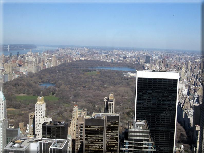 Panorama dai grattacieli di new york foto 027 for Immagini grattacieli di new york