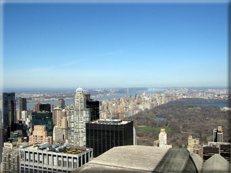 Panorama dai grattacieli di new york foto 031 for Immagini grattacieli di new york