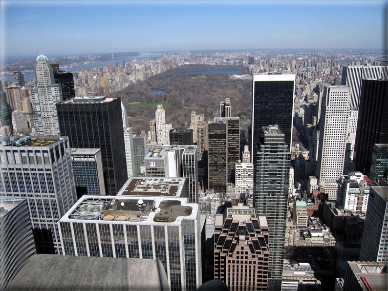 Panorama dai grattacieli di new york foto 032 for Immagini grattacieli di new york