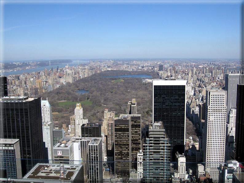Panorama dai grattacieli di new york foto 034 for Immagini grattacieli di new york