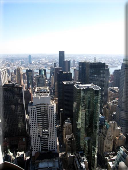 Panorama dai grattacieli di new york foto 044 for Immagini grattacieli di new york