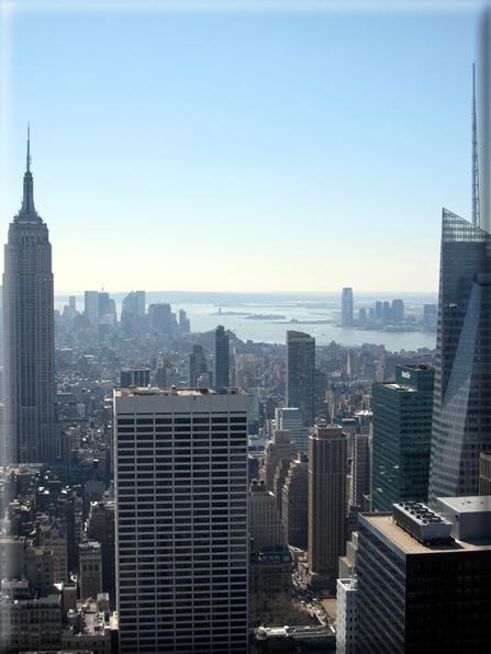 Panorama dai grattacieli di new york foto 046 for Immagini grattacieli di new york