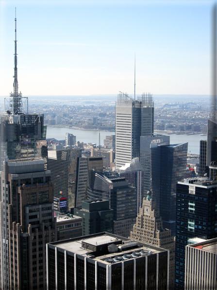 Panorama dai grattacieli di new york foto 047 for Immagini grattacieli di new york