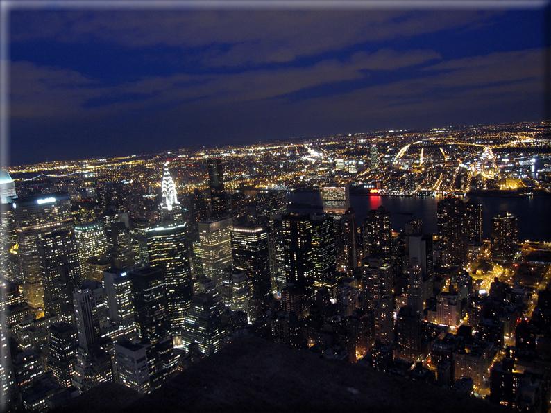 Panorama dai grattacieli di new york foto 051 for Immagini grattacieli di new york