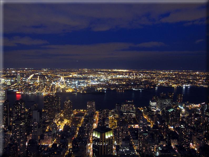 Panorama dai grattacieli di new york foto 052 for Immagini grattacieli di new york