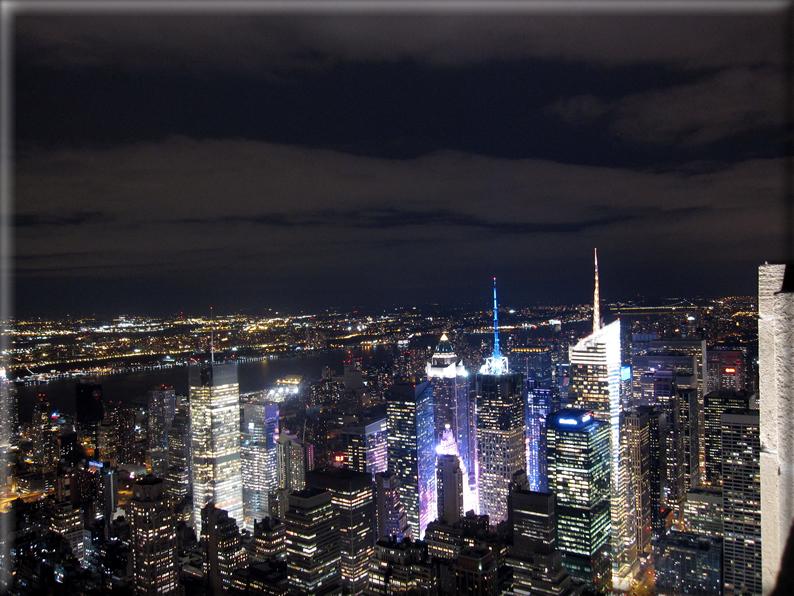 Panorama dai grattacieli di new york foto 063 for Immagini grattacieli di new york