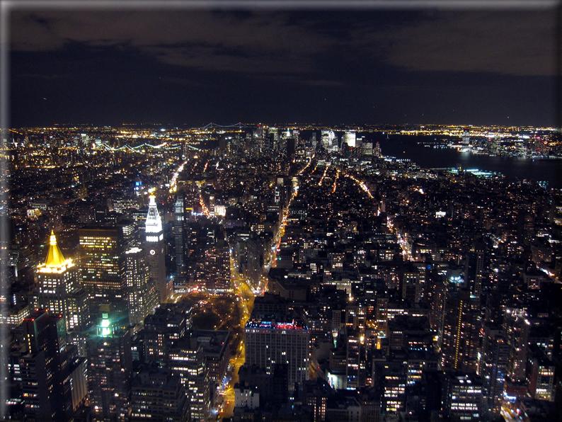 Panorama dai grattacieli di new york foto 064 for Immagini grattacieli di new york