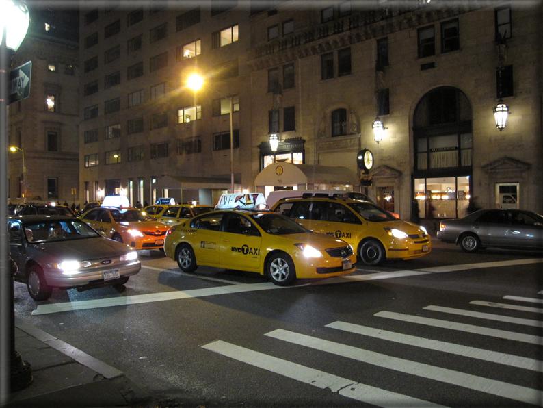 New york di notte foto 003 for Foto new york notte