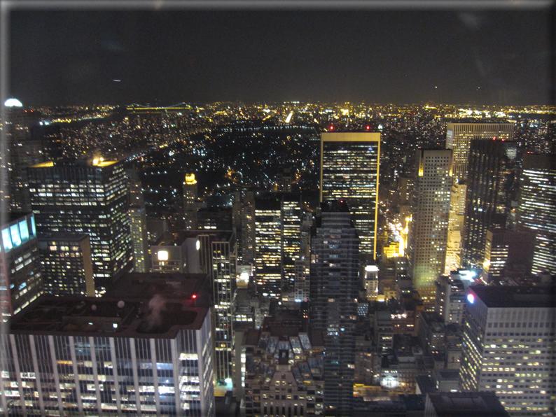 New york di notte foto 008 for Foto new york notte