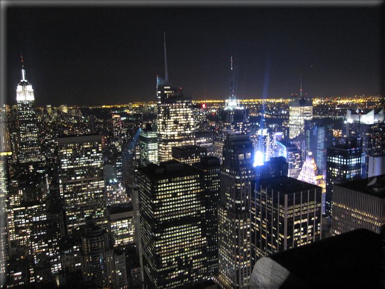 New york di notte foto 010 for Foto new york notte