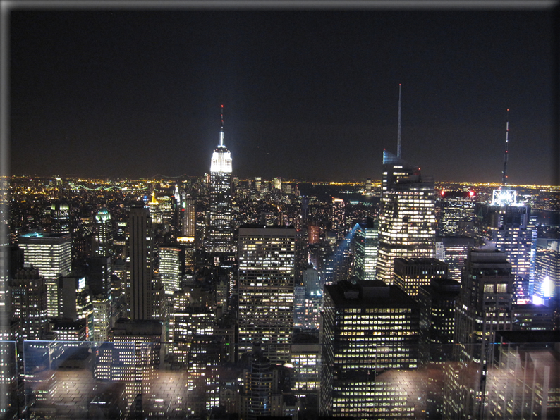 new york di notte foto 014