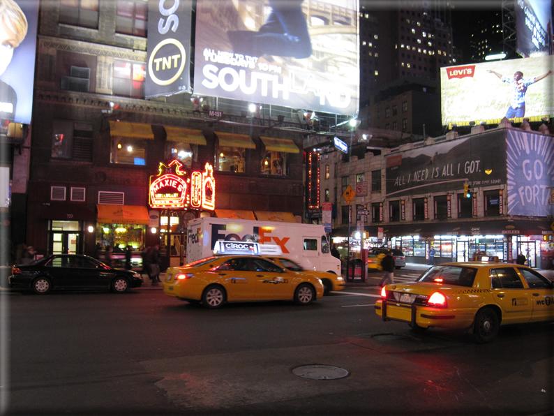 New york di notte foto 022 for Foto new york notte
