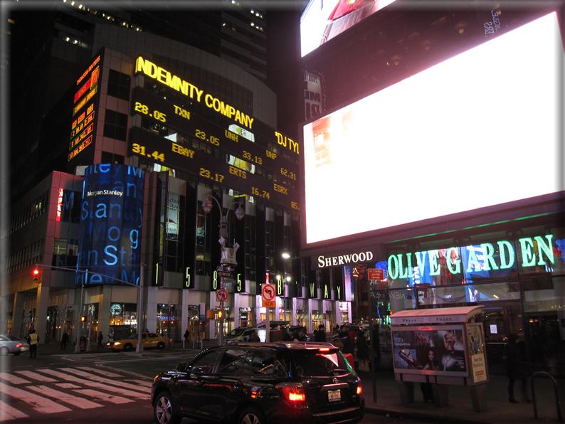 New york di notte foto 026 for Foto new york notte
