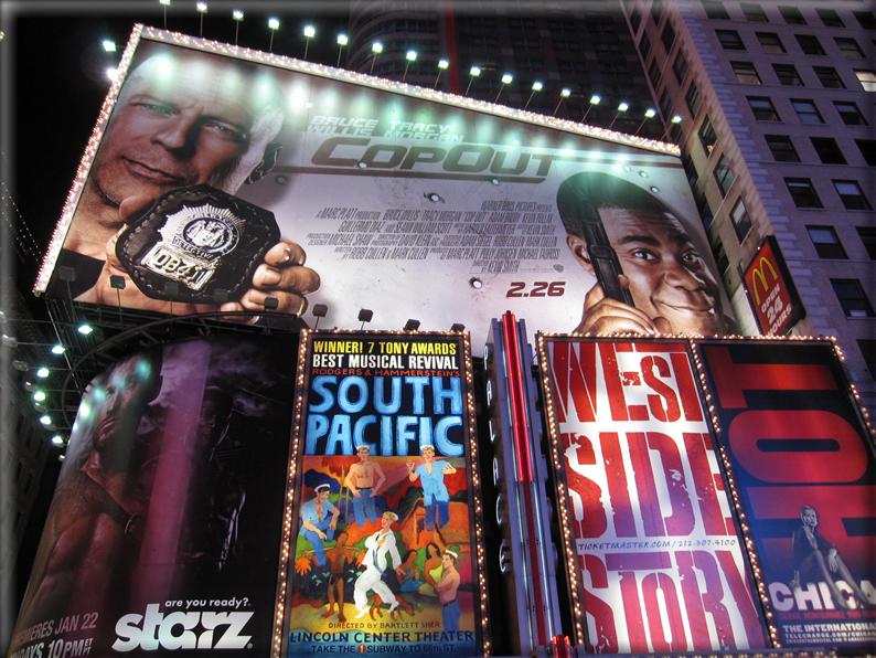 New york di notte foto 027 for Foto new york notte