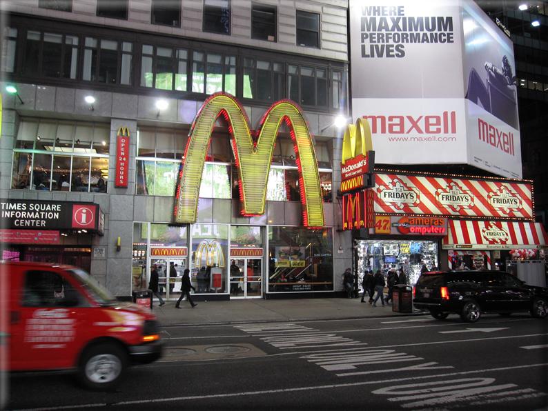 New york di notte foto 031 for Foto new york notte