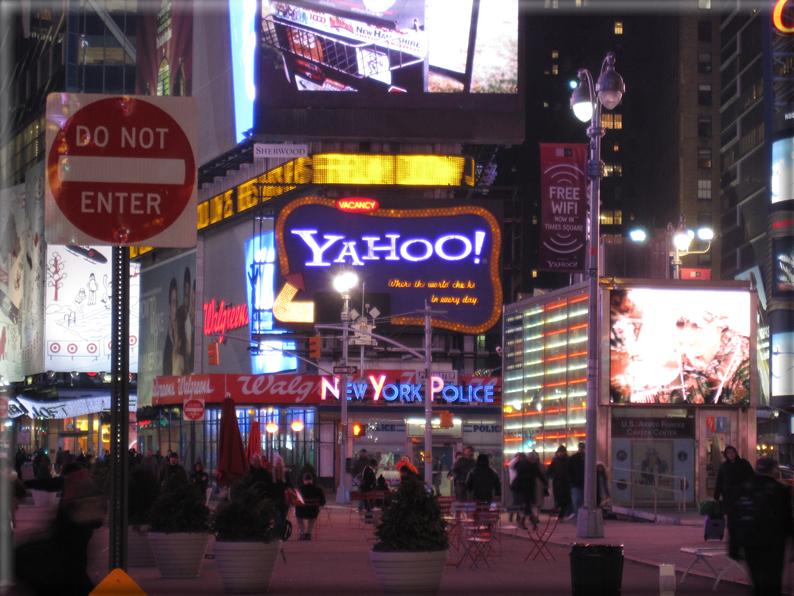 New york di notte foto 041 for Foto new york notte