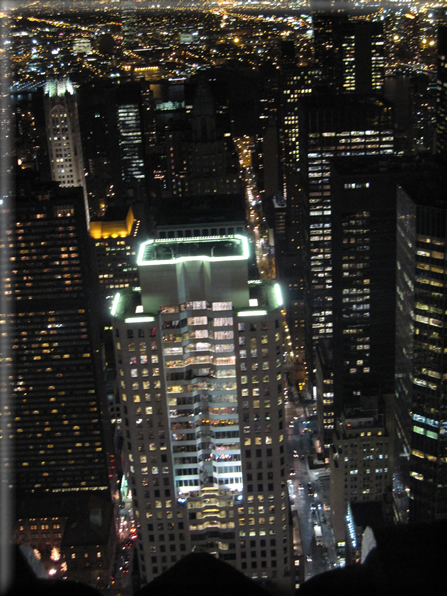 New york di notte foto 057 for Foto new york notte