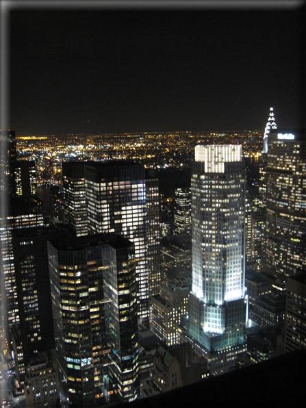 New york di notte foto 058 for Foto new york notte