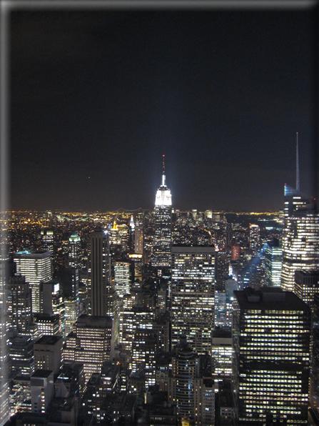 new york di notte foto 061