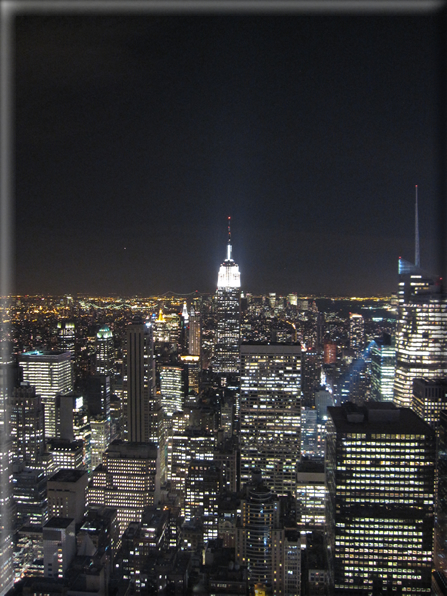 New york di notte foto 061 for Foto new york notte