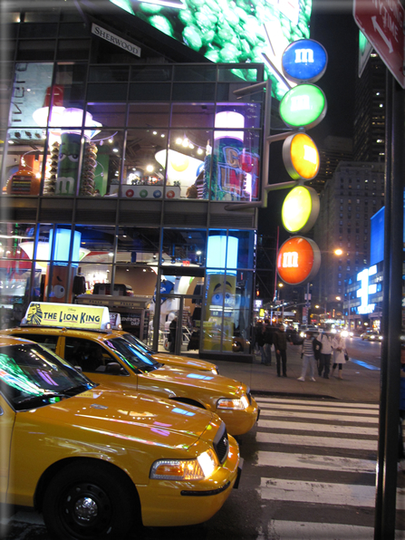 New york di notte foto 066 for Foto new york notte
