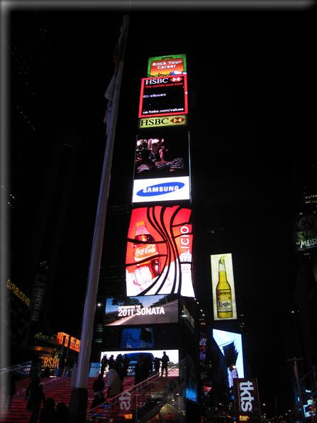 New york di notte foto 067 for Foto new york notte