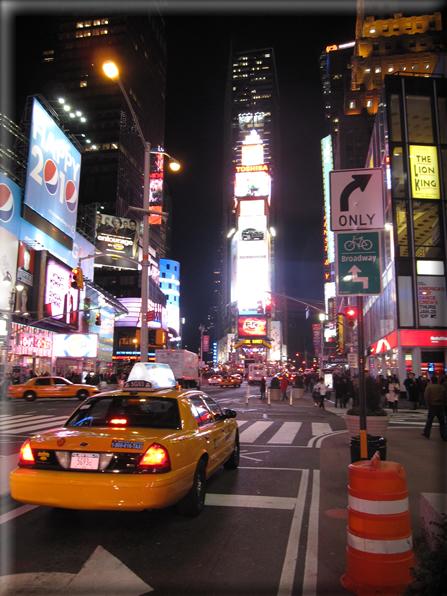 New york di notte foto 069 for Foto new york notte
